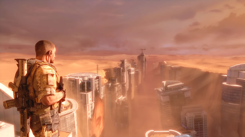 Spec Ops: The Line writer leaves 2K Games