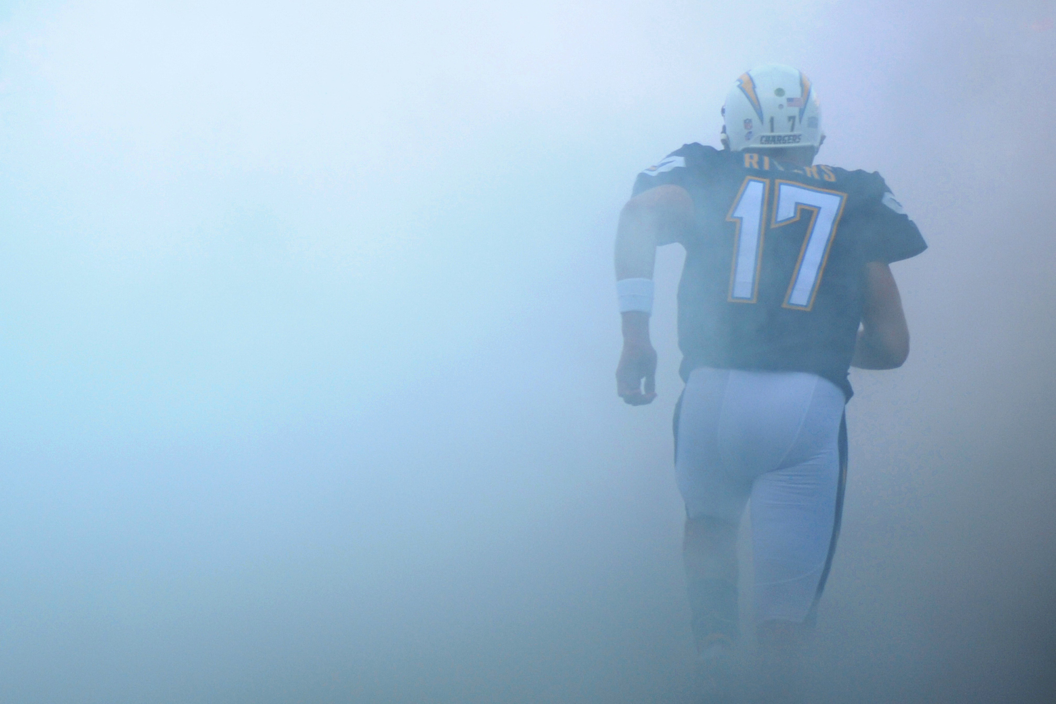 What will Philip Rivers look like in his 2014 debut?
