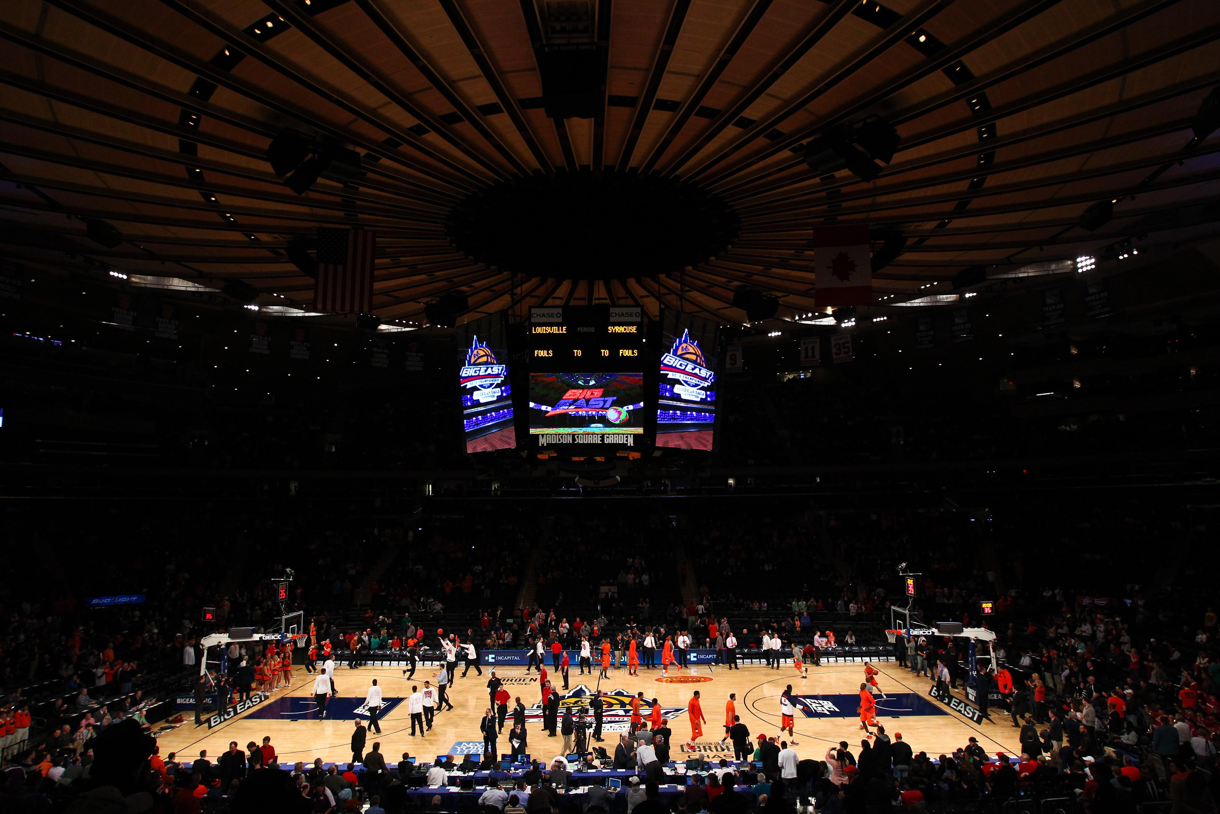 2K Classic In Madison Square Garden