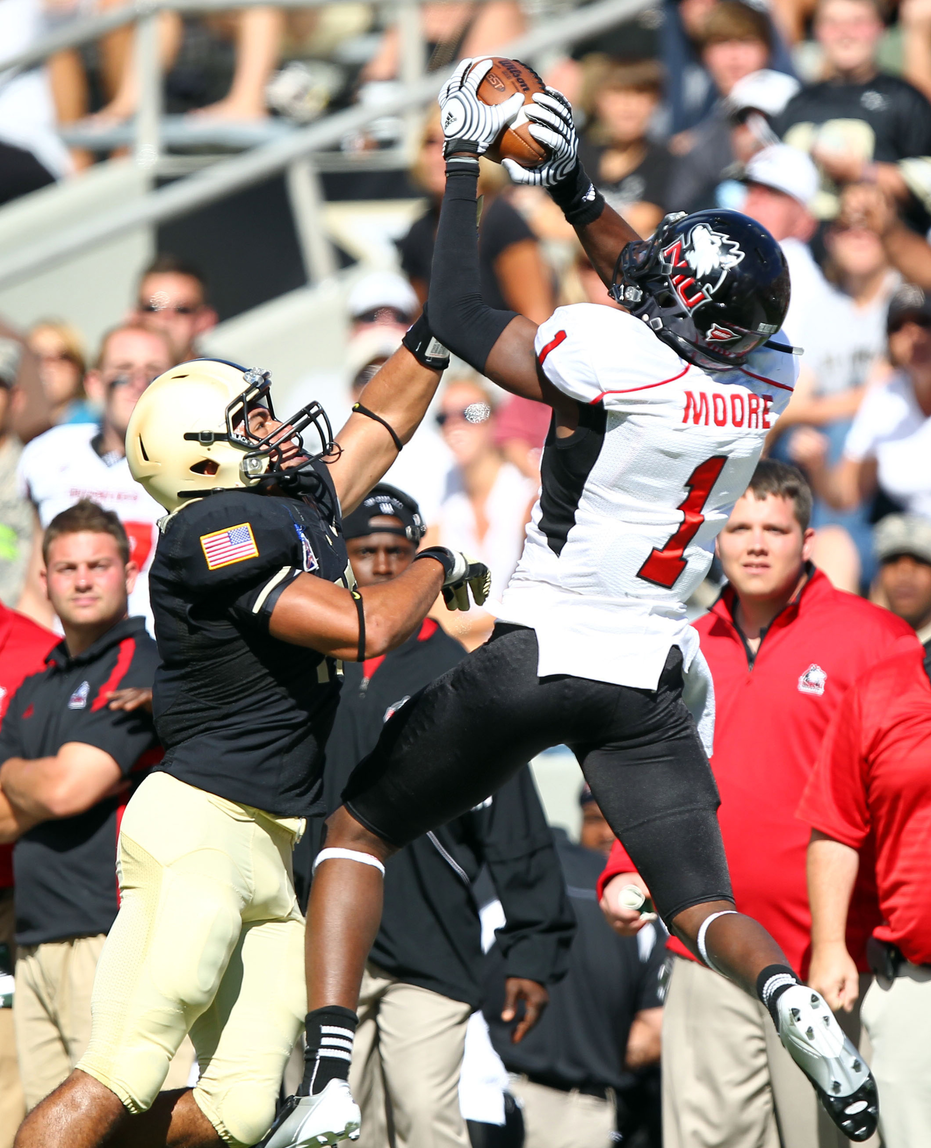 The NIU Huskies are at the apex of the EQ ranks.