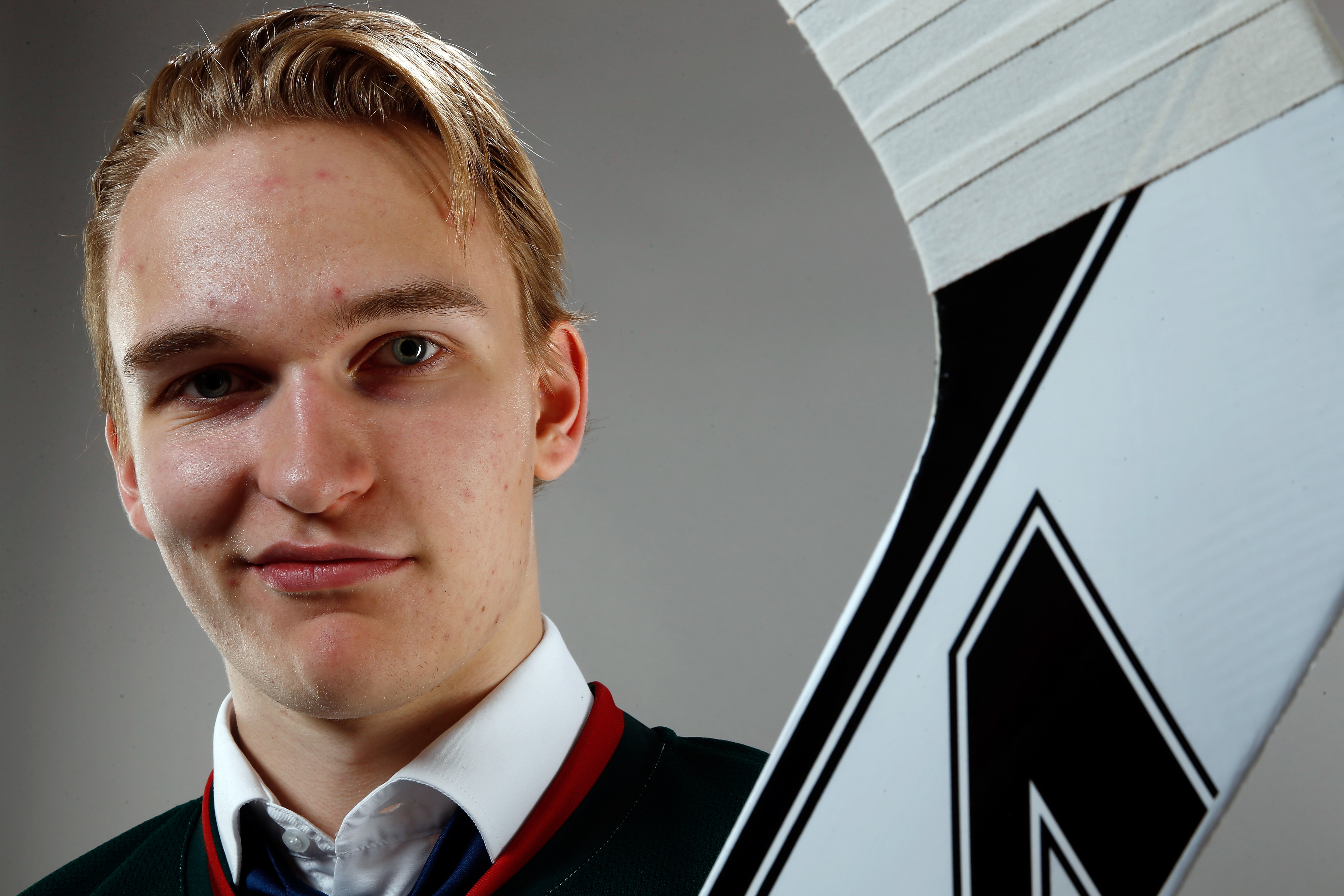 Kaapo Kahkonen has sweet hair, and an even sweeter name, but can he crack Minnesota's Top 25 Under 25?
