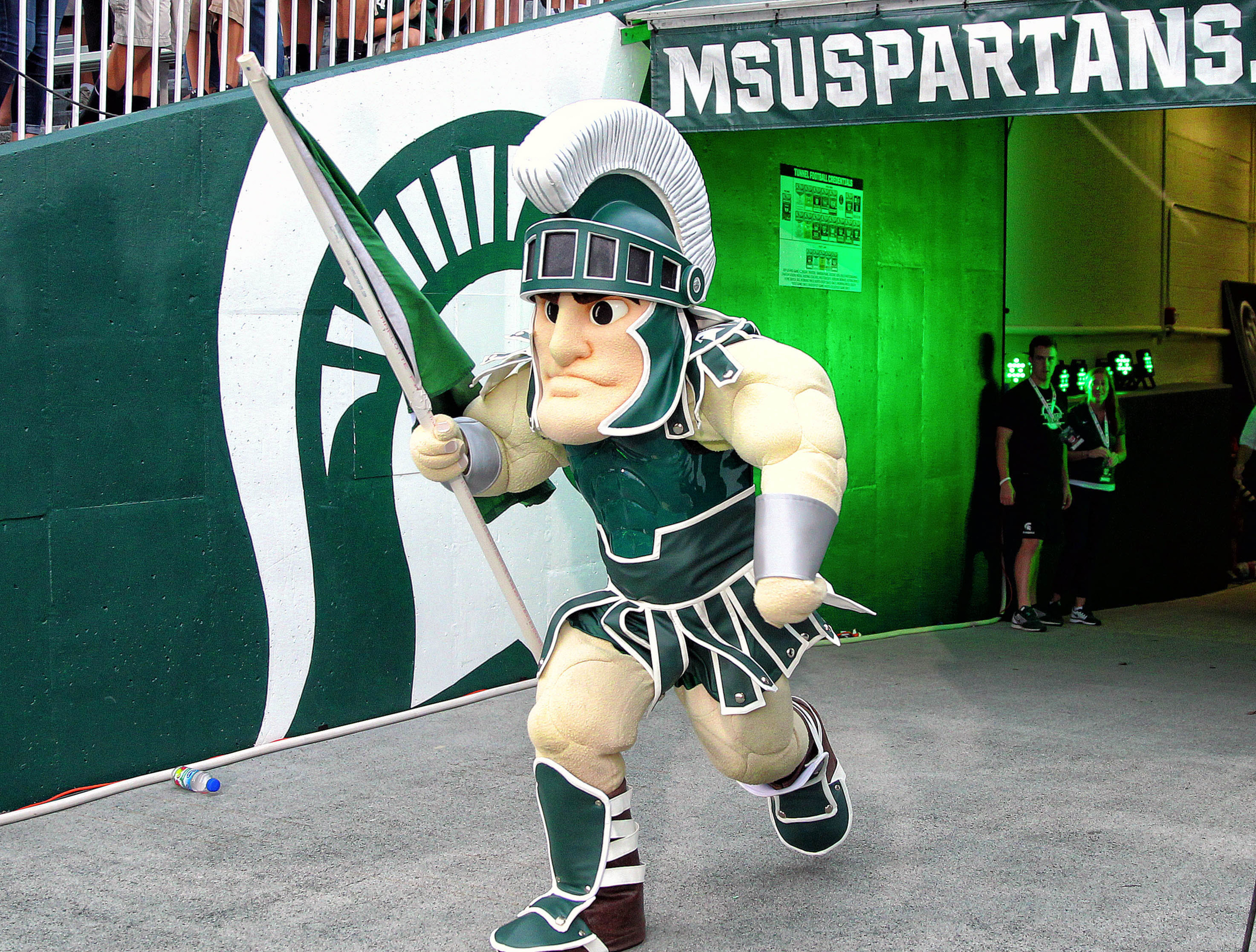 The Spartans are the best team on the MAC's schedule this week.