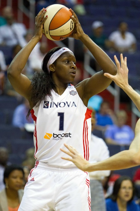 Crystal Langhorne's status remains unclear with the Mystics entering an offseason when they were losers on the court and in the draft lottery.