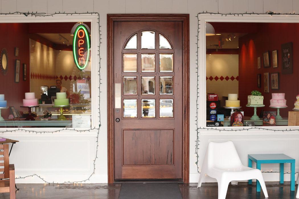 <em>The new Society Bakery. [Photos: Margo Sivin/EDFW]</em>