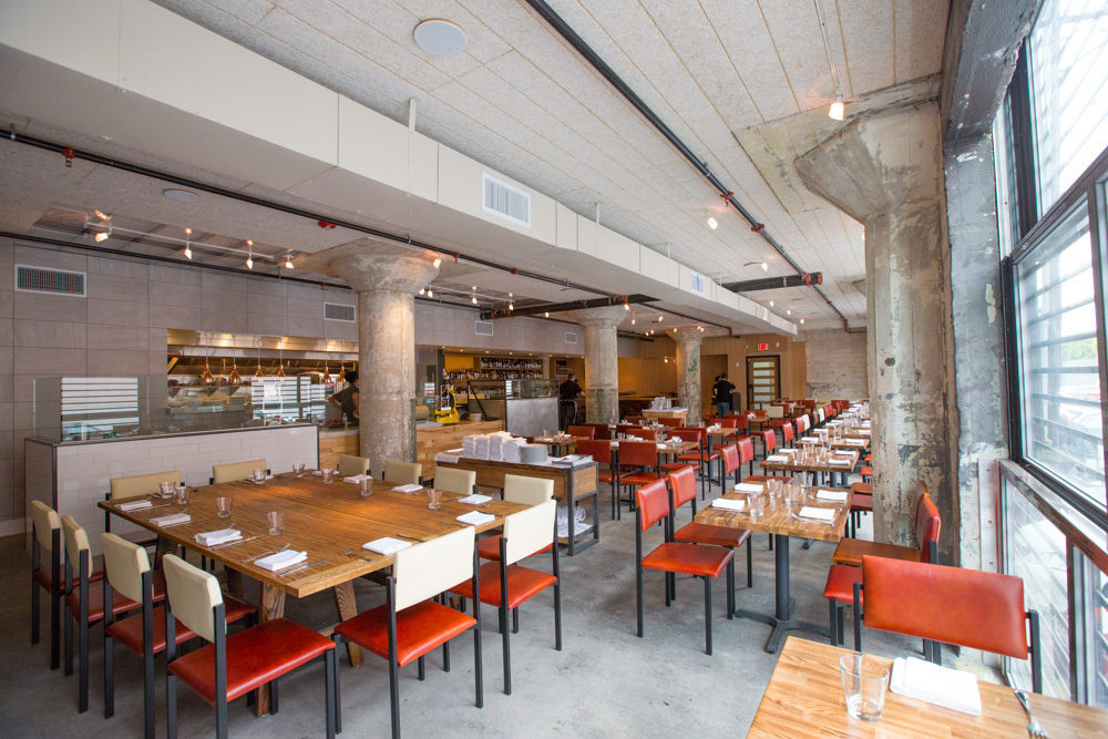 The Factory Kitchen A Casual Trattoria In Arts District