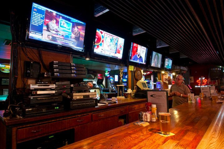 """Photo of Claudia's Sports Pub courtesy <a href=""""https://www.facebook.com/113749648649714/photos/pb.113749648649714.-2207520000.1410827330./123557024335643/?type=3&amp;theater"""">Facebook</a>"""