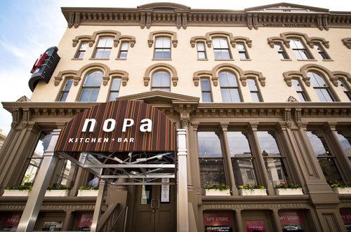 Nopa Kitchen + Bar
