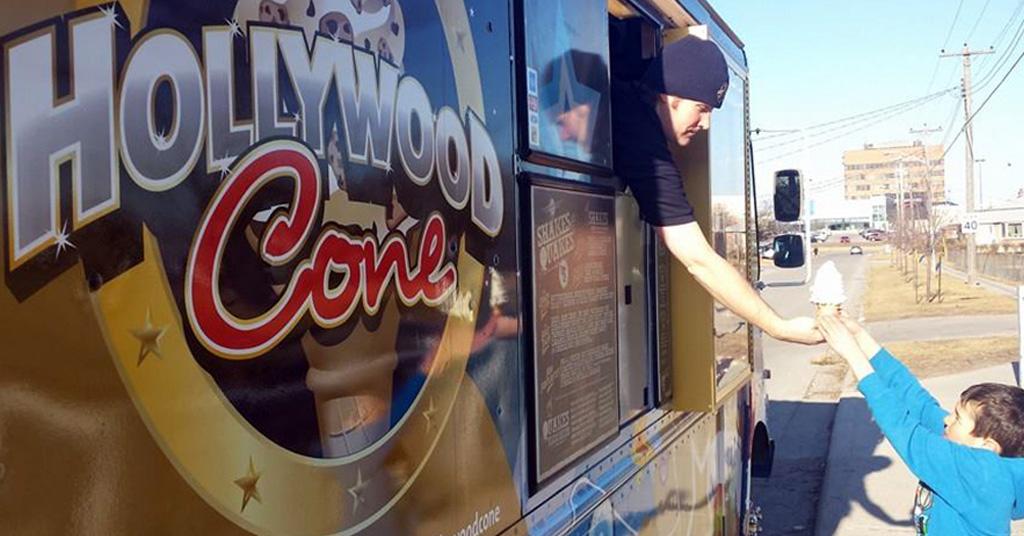 Hollywood Cone.