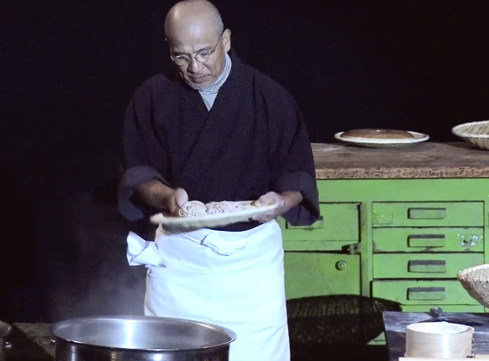 Watch a Noodle Master Make Soba by Hand