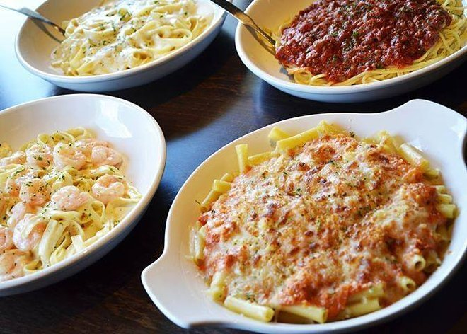 Olive Garden Wants You to Go on a Seven Week Pasta Bender