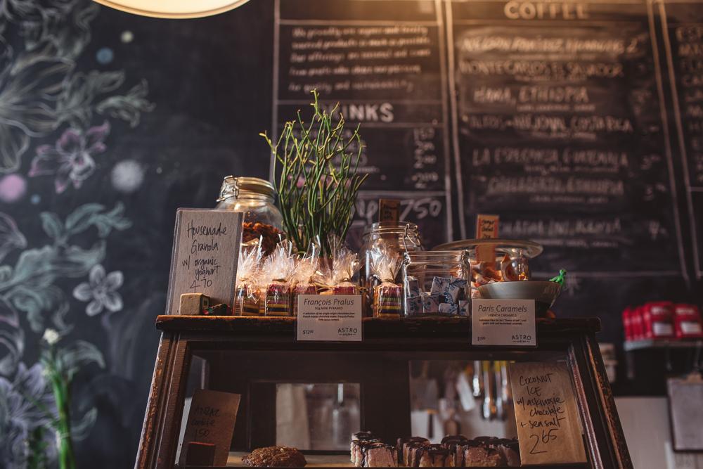 Astro Coffee.