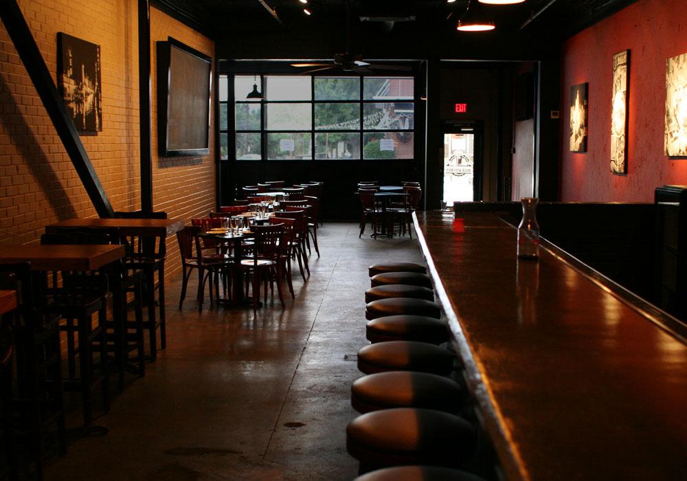 Dallas Beer Kitchen.