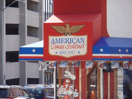 American Coney Island.