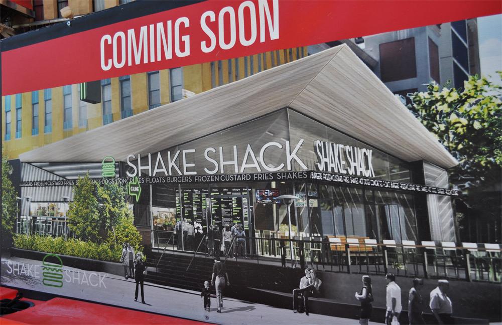 Shake Shack renderings