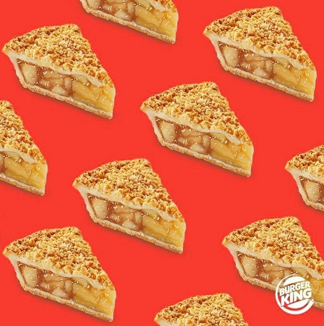 Man Buys 23 Burger King Apple Pies to Spite a Small Child