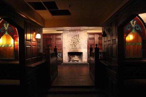 St. Cece's Pub.