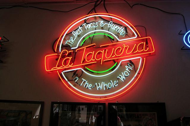 La Taq may well earn this motto.