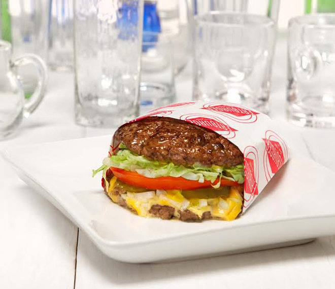 Fatburger Hates Gluten, Launches the Double Down of Burgers