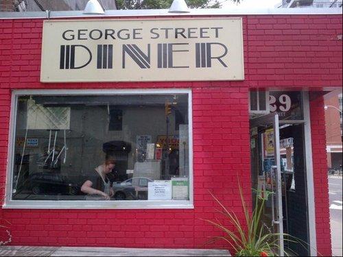 [George Street Diner.