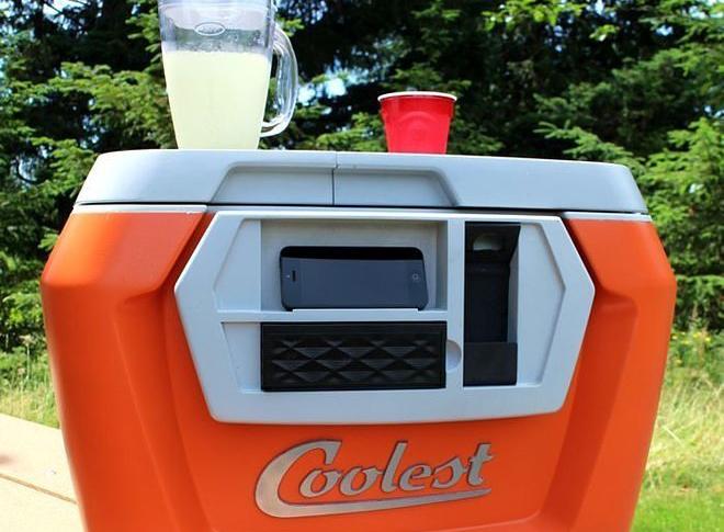 High-Tech Cooler Surpasses Kickstarter Goal by $7 Million