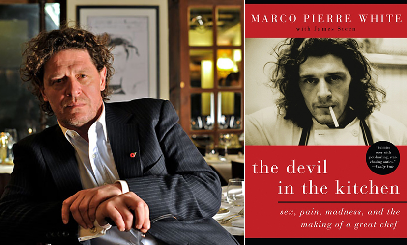 Who Should Play Mario Batali & Gordon Ramsay in the Marco Pierre White Movie?