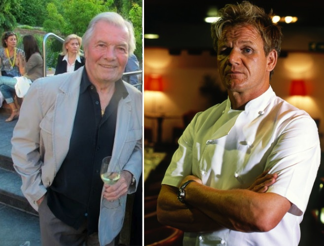 Jacques Pépin Disses Gordon Ramsay's Hell's Kitchen