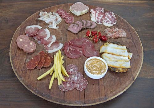 """""""Charcuterie at Underbelly"""""""