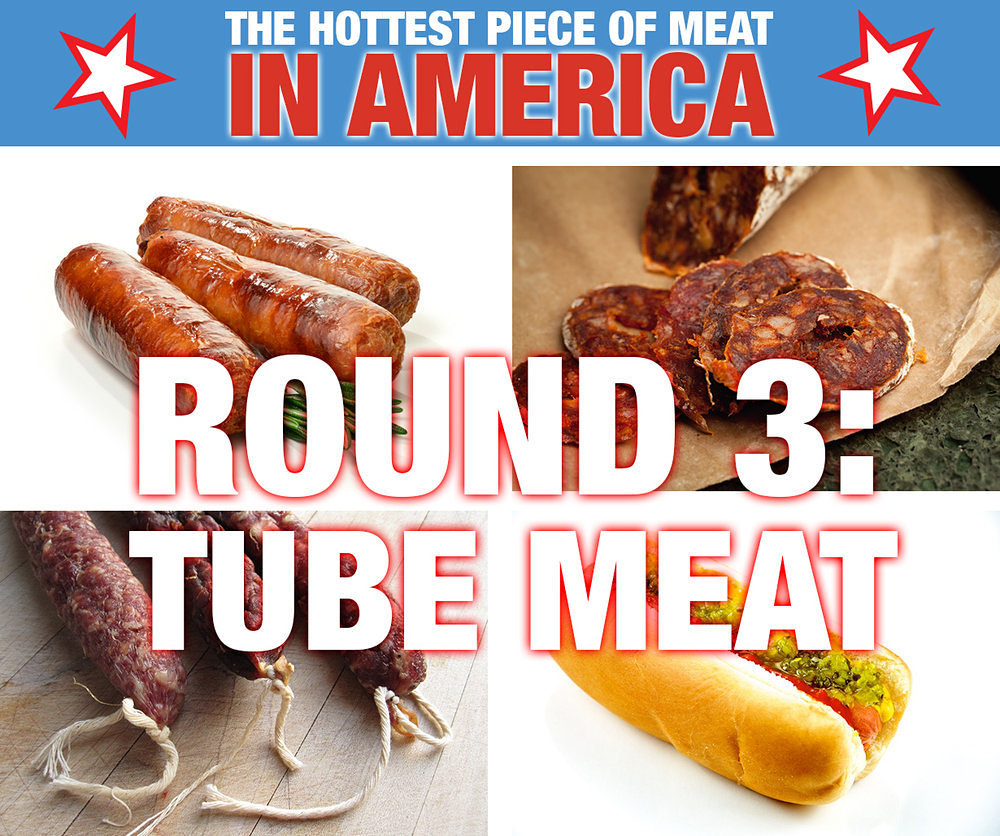 VOTE: The Hottest Piece of Meat: Tube Meat Round 3