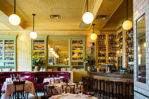 The Manhattan Heatmap: Where to Eat Right Now