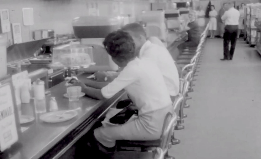 Watch a 1963 Sit-In At a Lunch Counter in Mississippi