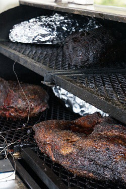 Camp Brisket in TX; Have Another Offal Day in CA