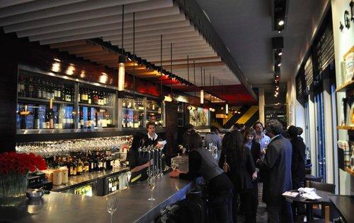 Bar Centrale di Terroni.