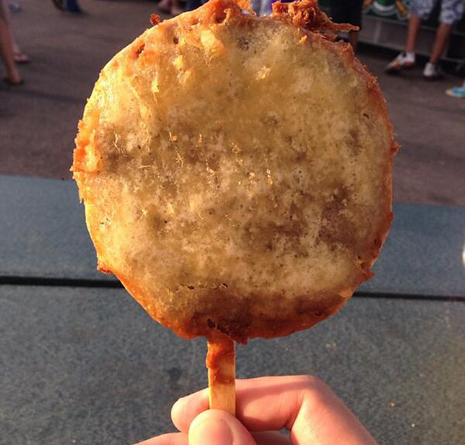 These Bratwurst Lollipops Put All Other Snacks to Shame