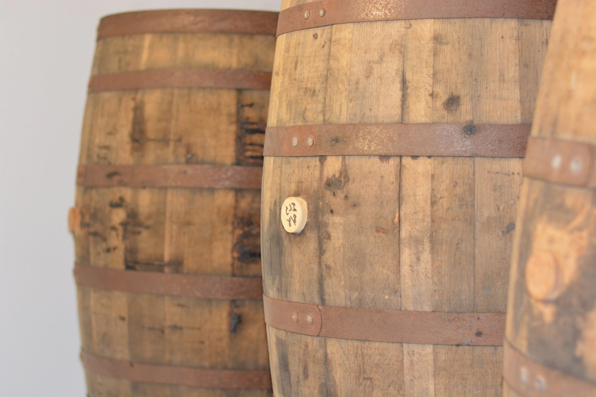 Silver Oak Cabernet barrels used to age NOLA Brewing's Swamp Grape Escape with Brettanomyces