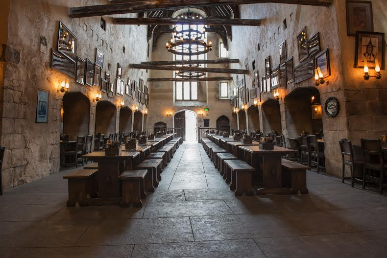 Harry Potter's New Leaky Cauldron Pub Opens Soon Inside Universal Studios
