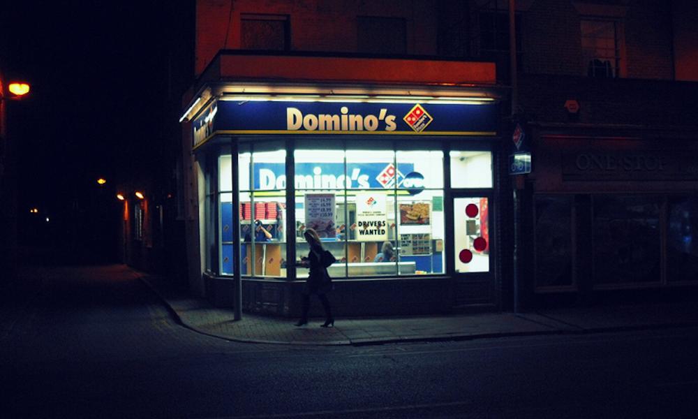 Domino's Pizza Cambridge, UK