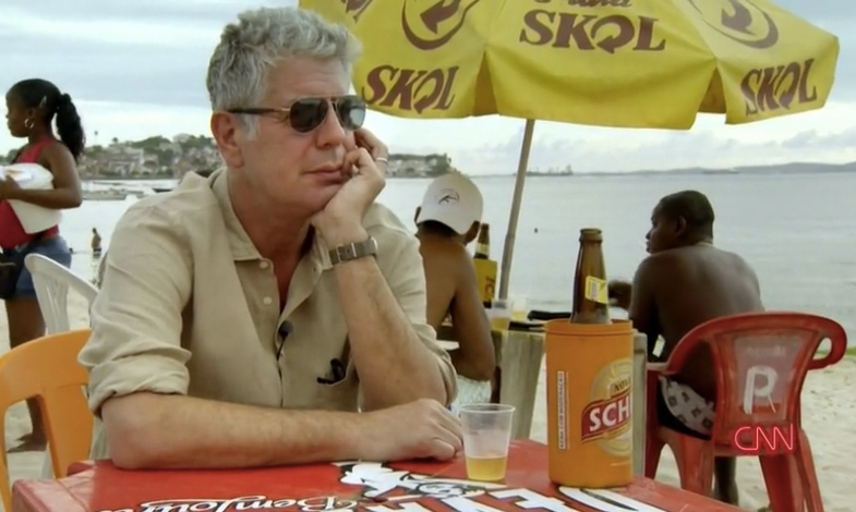 Parts Unknown's Brazil Episode: Just the One Liners