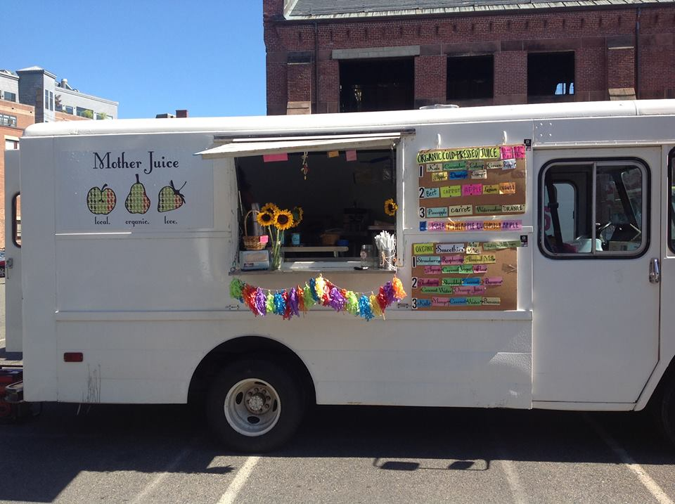 Vegan Food Truck Cambridge Ma