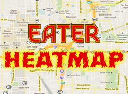 Updating the Eater Heatmap: Where to Eat Right Now