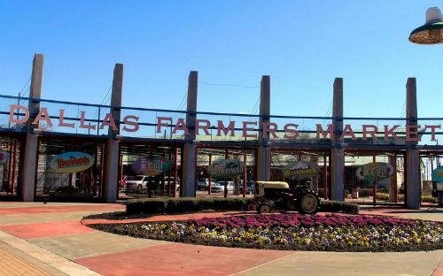 Dallas Farmers Market Eater Dallas - Farm to table dallas