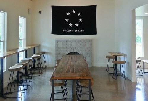 Seventh Flag Coffee Now Caffeinating South First
