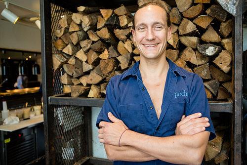 Pêche's Ryan Prewitt.