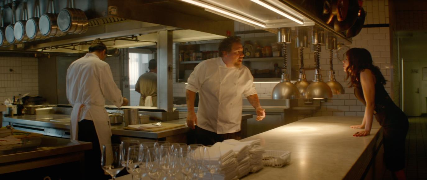 Watch a Clip From Jon Favreau's New Film Chef