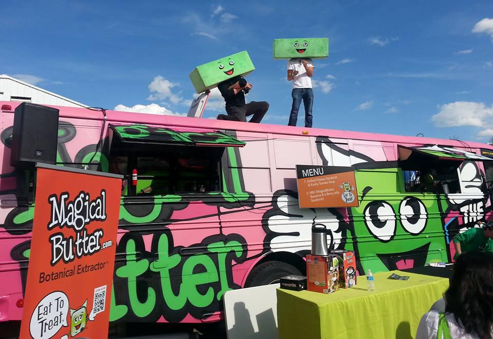 Seattle Company Plans to Unleash a Fleet of Marijuana Food Trucks