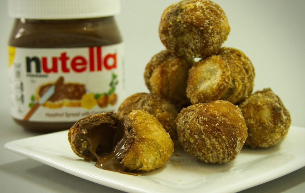 Dominique Ansel to Unleash Free Nutella Cronut Holes
