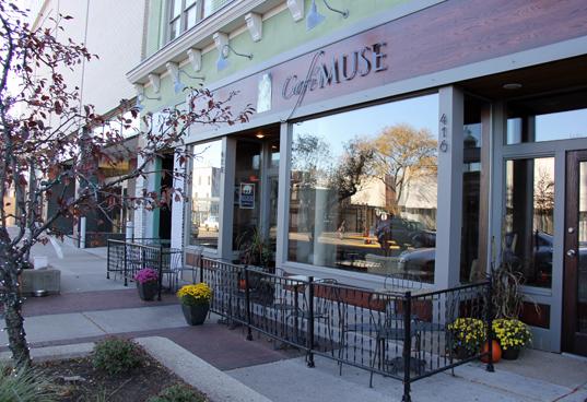 Cafe Muse.
