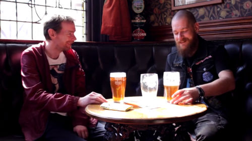 Watch the Four-Minute Pub Documentary All Ale