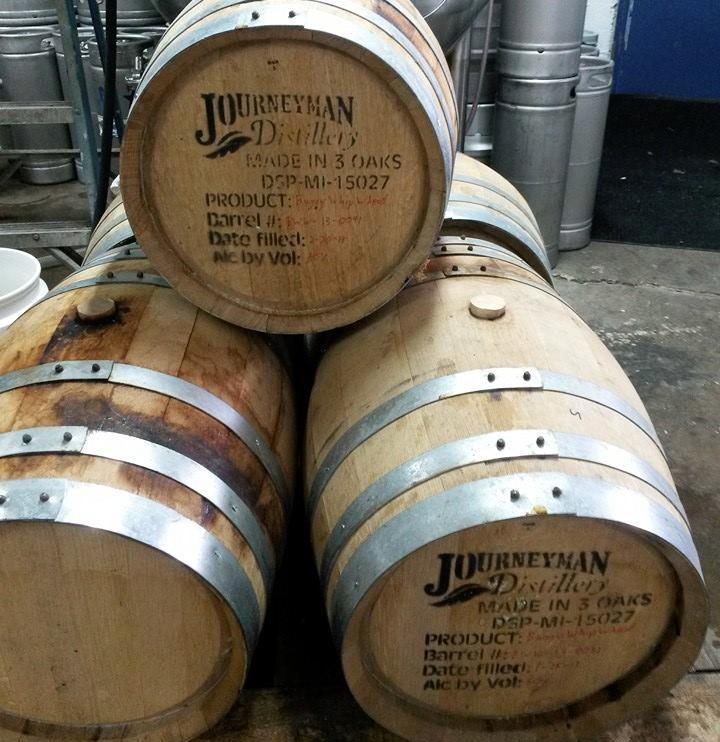 Journeyman Distillery.