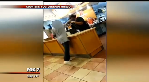 Wendy's Employee in Texas Gets Pranked by 'Smack Cam'