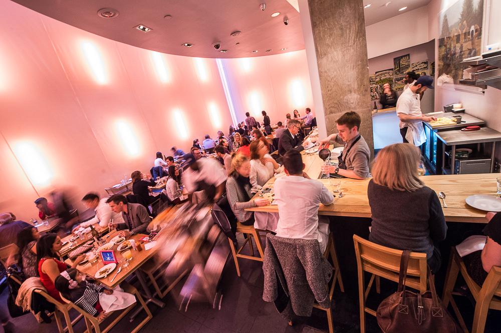 Restaurant Review: Má Pêche in New York City